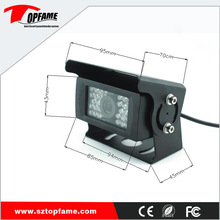 New products high quality wireless camera built in 802.11 VIDEO car side view mirrors with camera