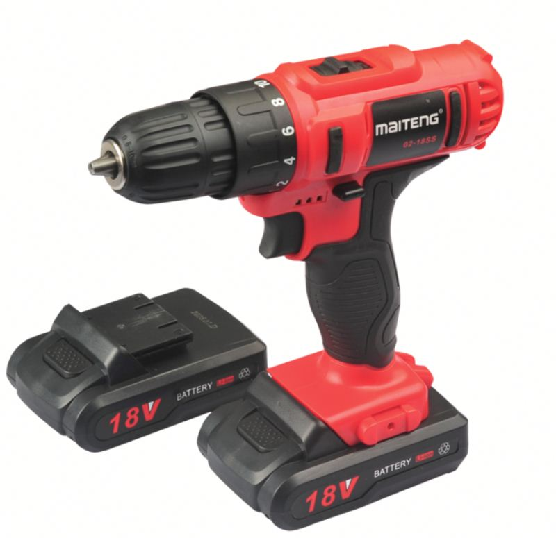Power Tools Manufacturing Company Supply 18V lithium cordless hammer drill