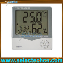 multifunction indoor thermometer and hygrometer SE-AR807