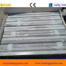 Chinese marble road kerb stone