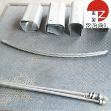Galvanized Steel Wire Rope Road Barrier Expressway Cable Barrier