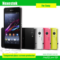 Nexestek 9H 0.28mm 99% transparency Glass film for Sony Xperia