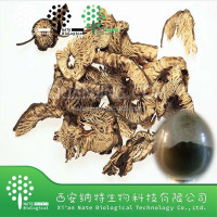GMP Manufacturer 100% Natural black cohosh powder extract powder triterpenoid saponins 2.5% powder