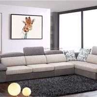 2017 Guangdong Furniture Modern Sofa Italian