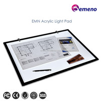 best price USB Signature led light Smart Board Tablet Writing Pad