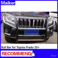 Front Bull Bar Front Bumper For Toyota Prado FJ150 auto parts from Maiker