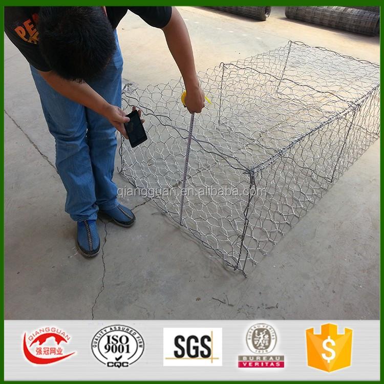 hot sale galvanized u0026 pvc coated gabion wall blocks for sale