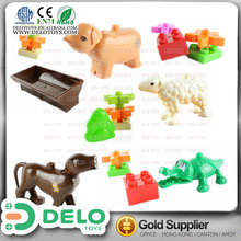 china marketplace preschool educational toys zoo animal set toy in bulk DE0083028