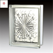 high quality best sale decorative glass block pieces