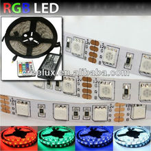 5050 addressable rgb led strips light 12 volt auditorium walkway lighting led strip