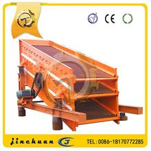 working principle coal/chemical industry vibrating screen