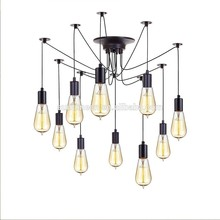 Fashion large birdcage chandelier with price
