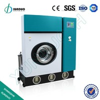 20Kg Practical Perc Dry Clean Machine For Garment