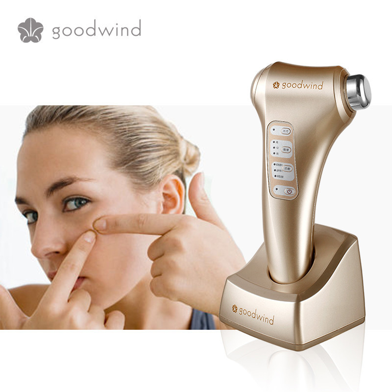 China supplier New Products beauty device with negative ion help skin absorb acne cream