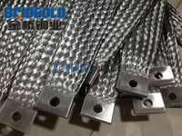China supplier braided stainless steel wire connector
