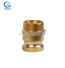 BRASS FORGING CAMLOCK COUPLING WITH NPT / BSP THREAD