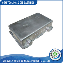 adc-12 high pressure aluminum die casting part