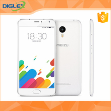 "original Meizu Meilan Metal mobile phone 5.5"" FHD 2.5D Arc screen 4G 64bit Helio X10 Octa Core 2GB 16GB Flyme 5 OS mTouch 2.1"