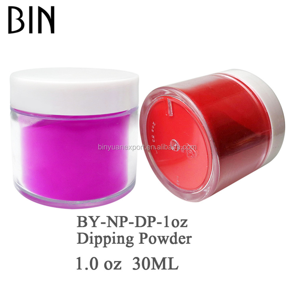 BIN dipping powder nails system