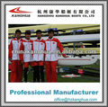 hot sale water coastal racing coxed quad 4x rowing shell/boat for sale