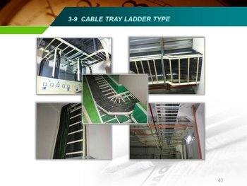 Fabrication and Installation of Cable Tray