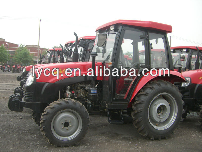 Chinese YTO 504 50hp small 4WD tractor for sale