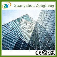 EW3 Decorative Safty Glass Curtain Wall