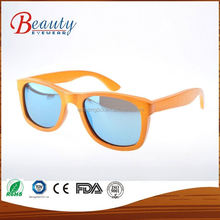 Satisfying service factory supply 'recycled skateboard wooden sunglasses
