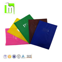 A3 A4 A5 or customized Colorful PVC Plastic Book Cover