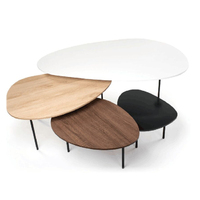 Hot Selling Modern Round Coffee Table Special Tea Table for European Market
