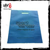Supermarket foldable needle puched nonwoven felt tote bag