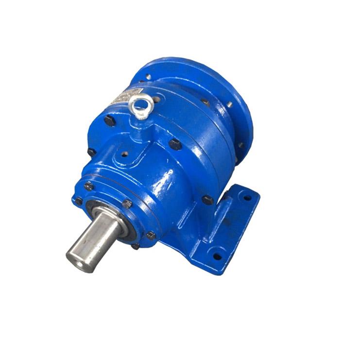 <strong>X</strong> 2/B 10 gearbox cycloidal pin wheel reducer gearbox for Concrete Mixer drive power transmission reducer for mixer