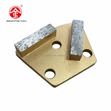JS Concrete Dry Grinding Trapezoid Pads