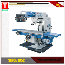 used machinery price Universal Milling Machine XL6236 Swivel Head Milling machine for sale