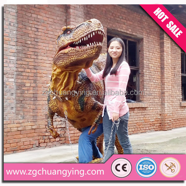 27kg high technology realistic dinosaur costume t-rex