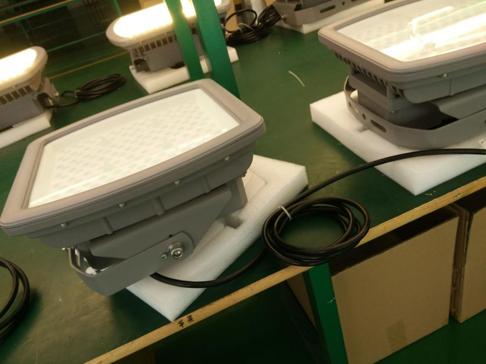 CESP IP68 UL844 30W 100W 180W explosion proof led lighting atex