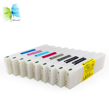 NEW empty compatible inkjet printer ink cartridges for EPSON P6000 P8000 P7000 P9000