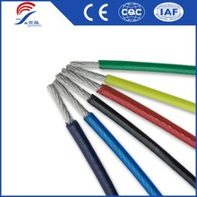 Wells High Tensile Blue PVC Coated Strand Wire Rope
