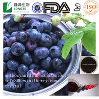 Low Heavy Metal and best quality bilberry extract vaccinium myrtillus natural bilberry extract /elderberry anthocyanidin