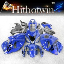 2008 2009 2010 2011 2012 GSX R1300 blue ABS Fairing For Suzuki GSXR1300 2008-2012 Bodywork Plastic Kit Set Fit Hayabusa
