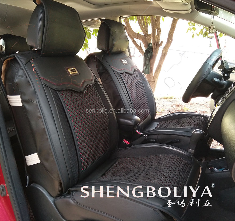 Nice and cool ventilate ice silk car seat cover/car seat cushion automobile auto parts