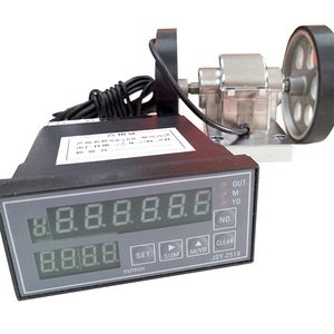 SUNTECH Electronic Fabric Length Digital Meter Counter