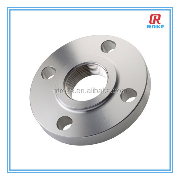 Female Thread Stainless Steel Pipe Flanges And Forged Flange