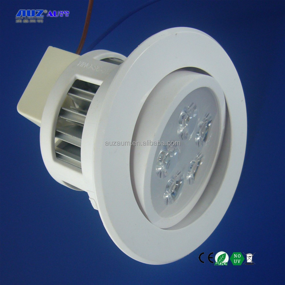 2 Years Warranty Led Downlight Adjustable Head Led Down ...