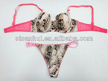 silicone big breast fashion women sexy nude bra 1265#