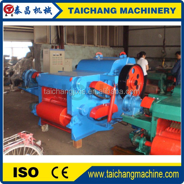 High processing power and durability drum wood chipper shredderwood chipper shredder wood chipper price