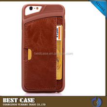 business card case wallet card holder for samsung galaxy s4 back cover