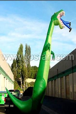 dinosaur inflatable air dancer,inflatable dragon F3038