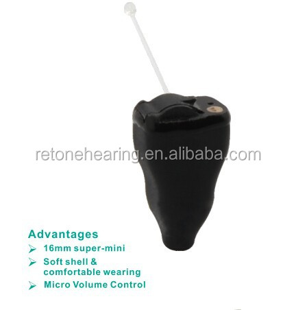 Comfy 200 Angalogue hearing aid with earhook design ;audinofo with CE&FDA