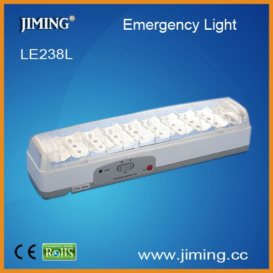 LE238L-rechargeable emergency lamp